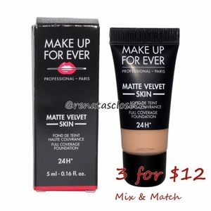 Make Up For Ever Full Coverage Foundation NIB